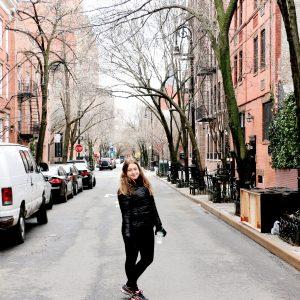 Rebecca Tjersland, studerande på Turismutbildningen