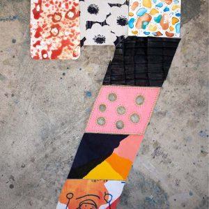 Avgångsutställning Textil- Konst & design, Vernissage: 18 Maj, 18-21