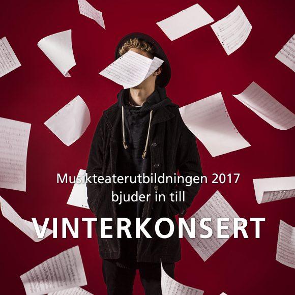 Nu är biljetterna släppta till Vinterkonserten 2017