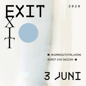 EXIT – Digital konstutställning