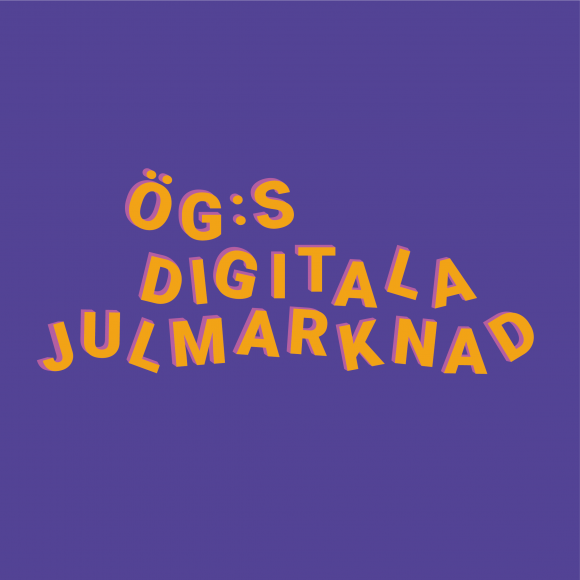 ÖG:s digitala julmarknad – på Black Friday